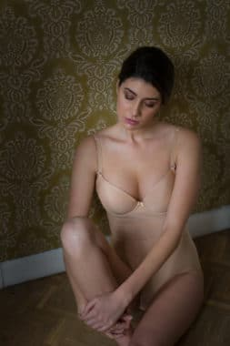 Body Espalda al Aire Raquel Ferreiro
