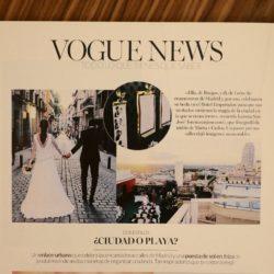 Revistas aparición Atelier Vestidos de Novia Raquel Ferreiro